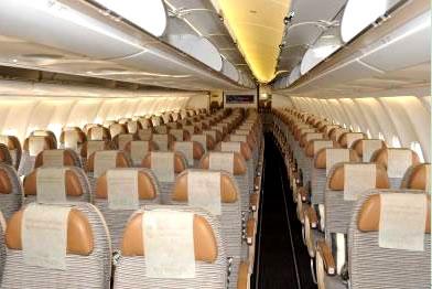 阿提哈德航空接收首架空客a330-300客机